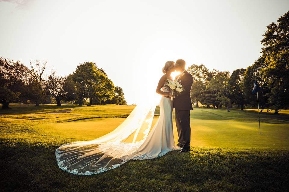 Love on the green