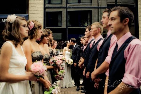 Bride Inspired