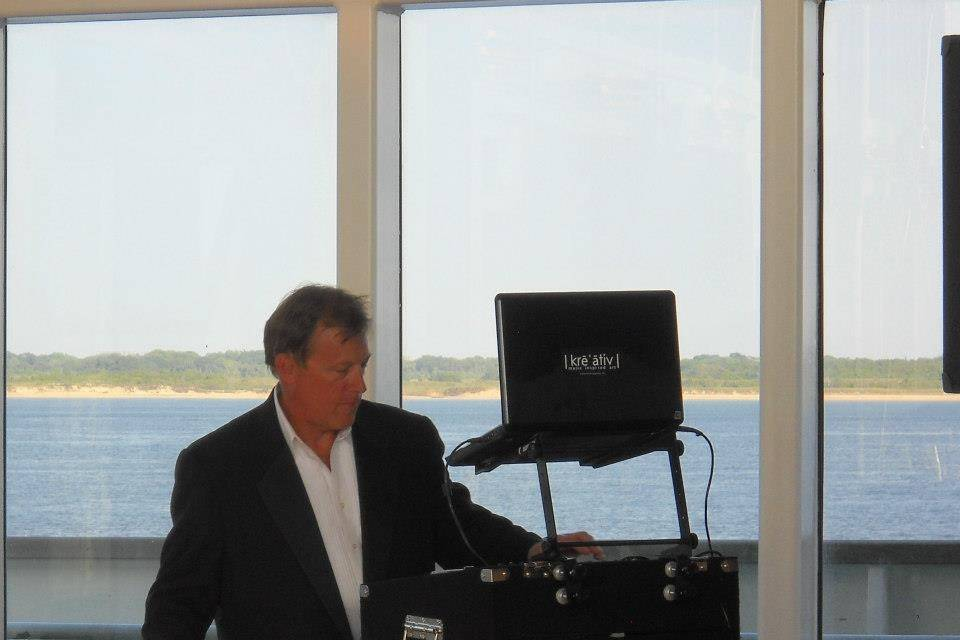 Cape May Lewes Ferry Wedding