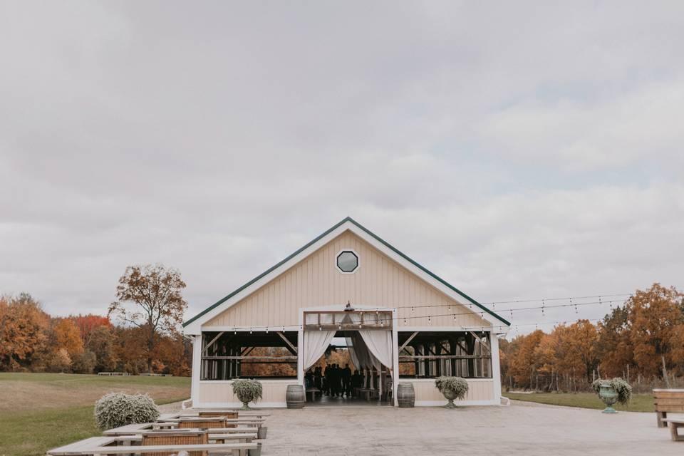 Valley View Farm Pavillion