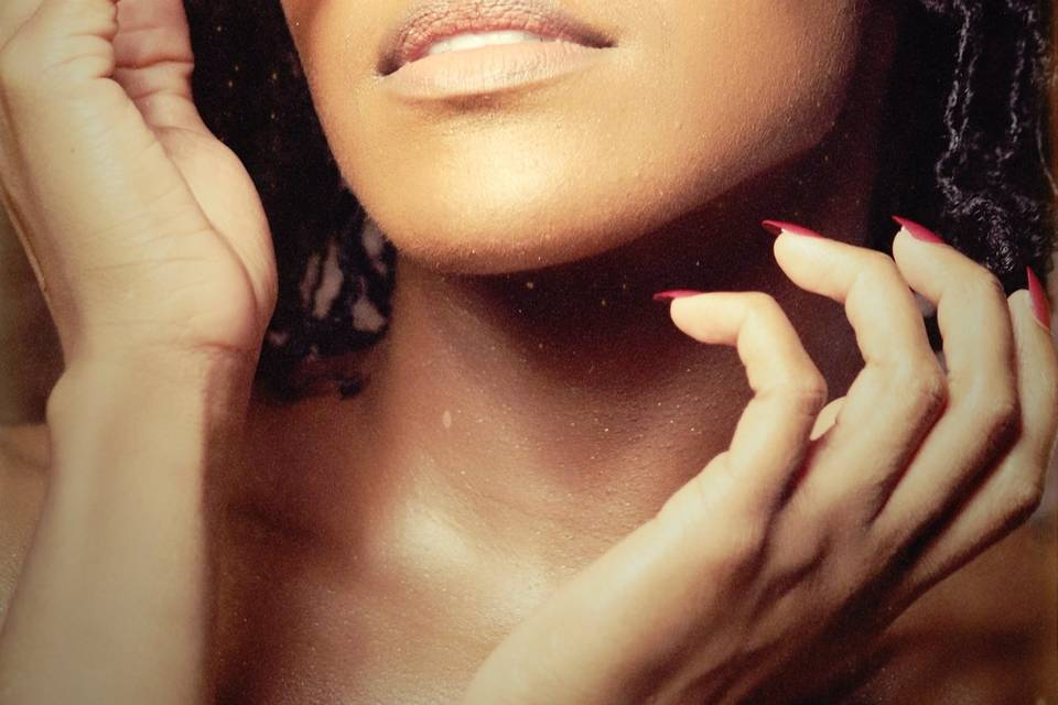 Beauty photoshoot