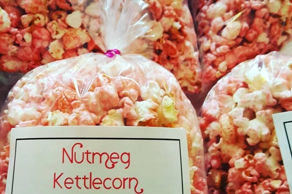 Nutmeg Kettlecorn