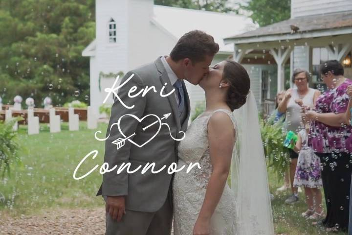 Keri and Connor