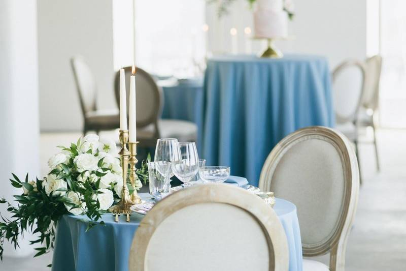 Blue Event - Chairs