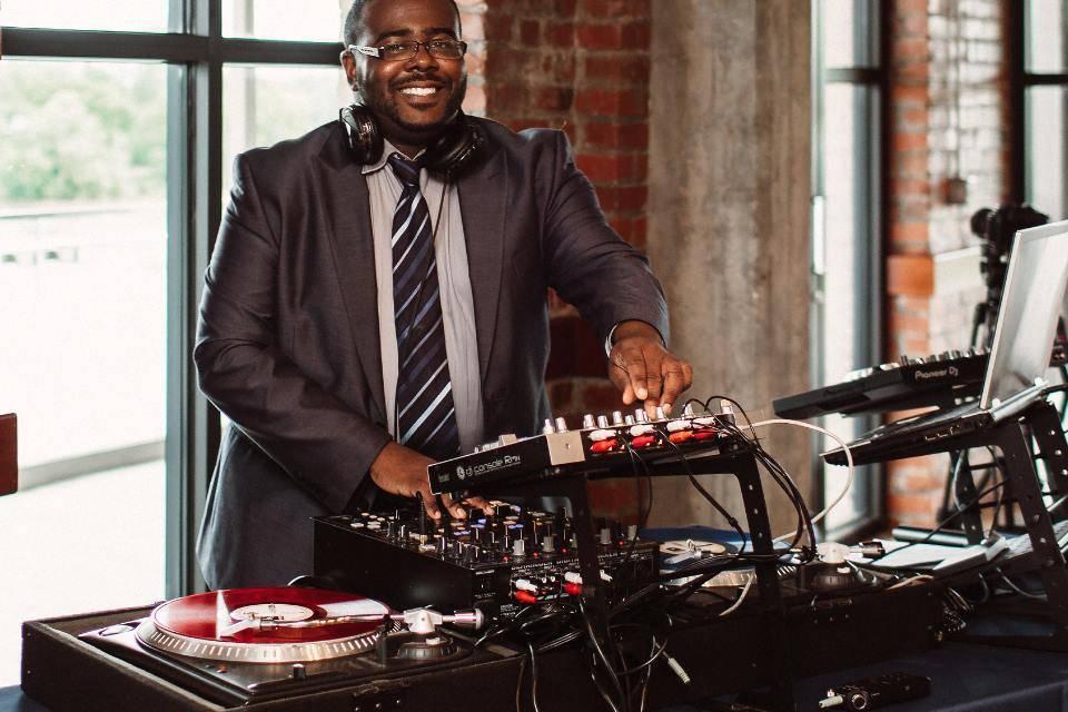 DJ Kameron Blaze