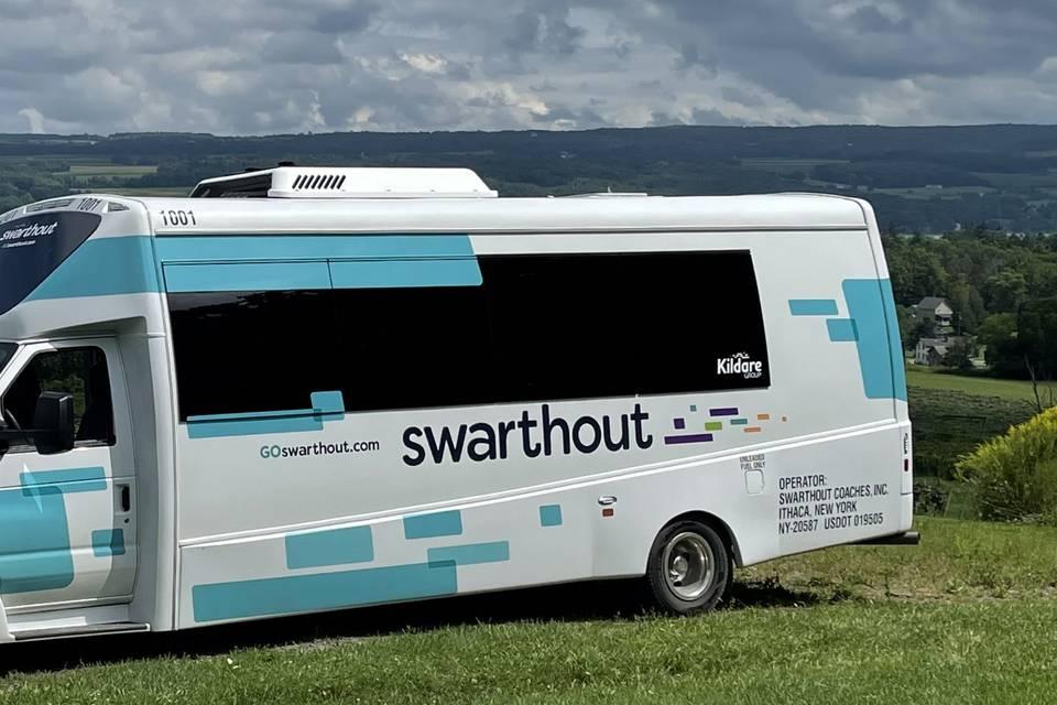 Swarthout Coaches Inc.