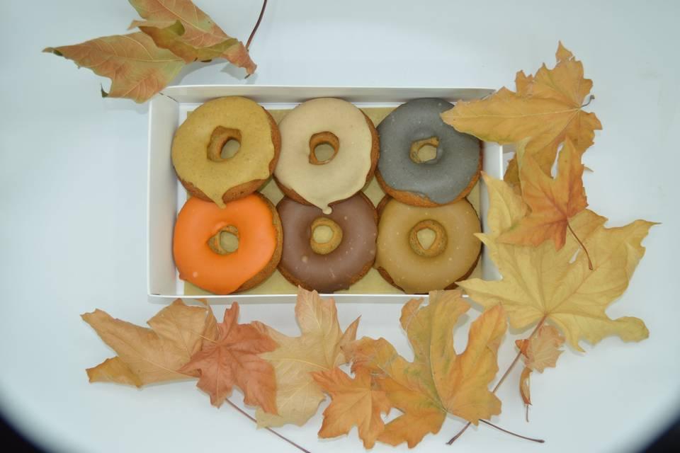 Mikiko Mochi Donuts