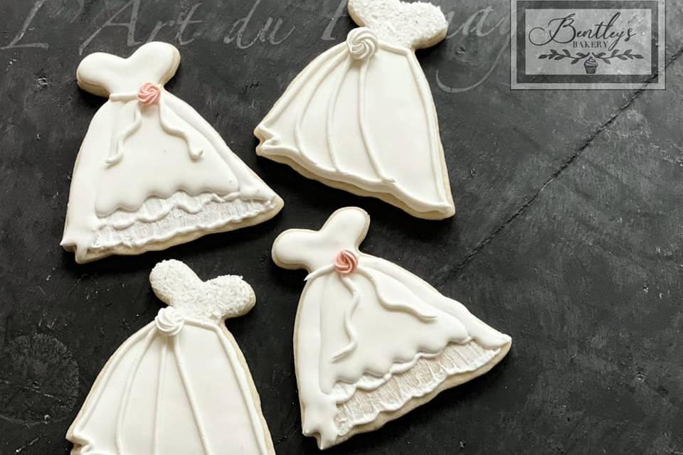 Bridal Cookies
