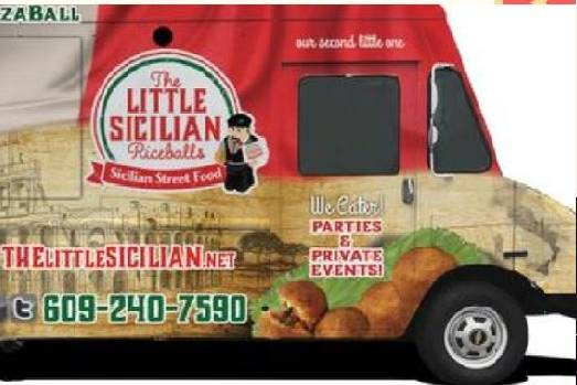 The Little Sicilian Food Truck