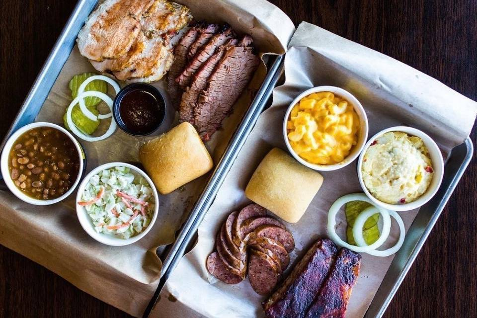 Dickey's Barbecue Pit, Denver