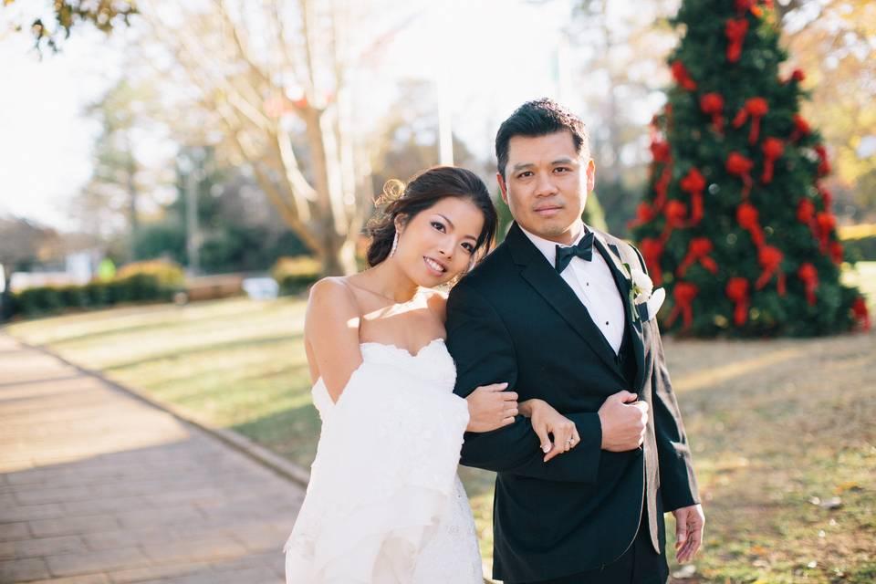Sara and Logan Weddings