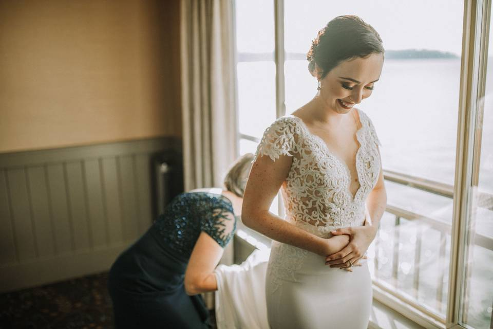 Final preparations (Klear Photography)