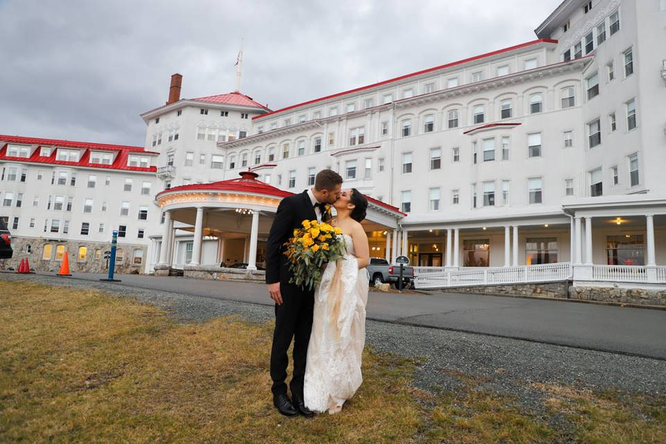 White Mountains Wedding Photog