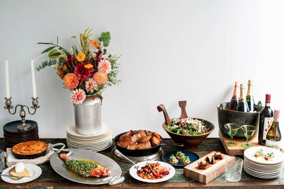 SPREAD Catering and Events Co