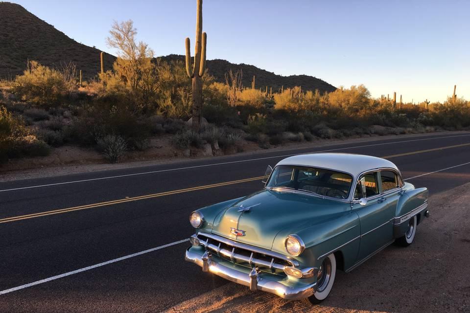 Roscoe & Louie Classic Car Transportation