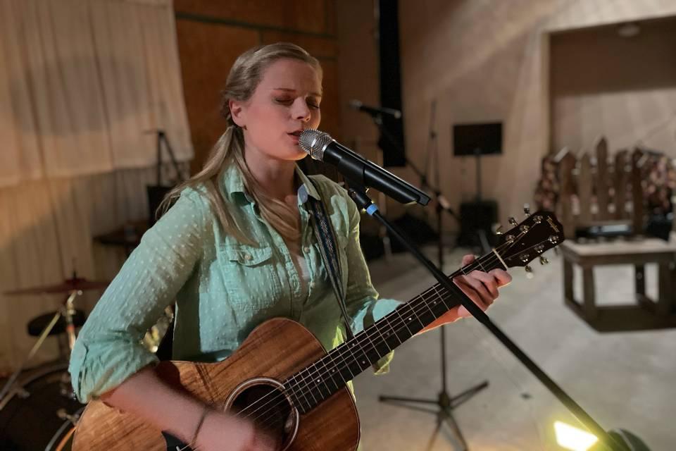 Ashley Hensel Music
