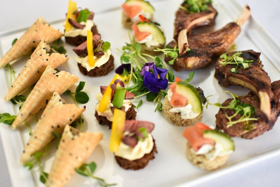Hors' d Oeuvres