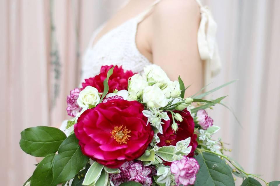 Bohémien bride