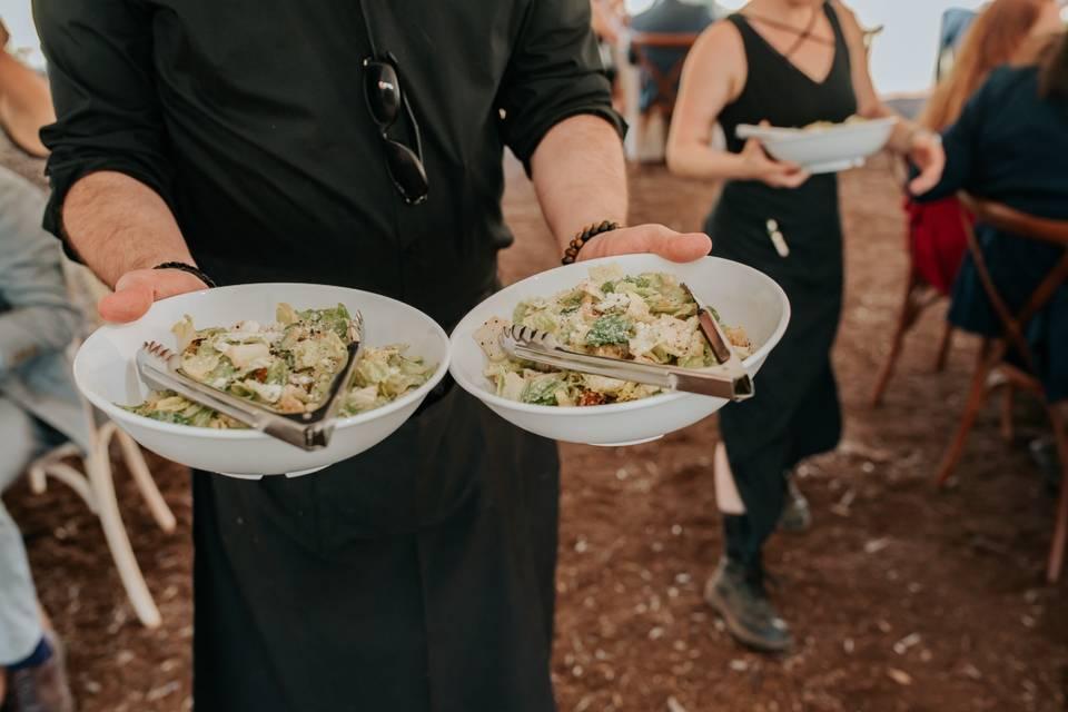 Farm salads