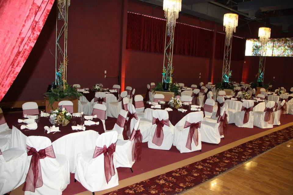 The Oasis Banquet Hall
