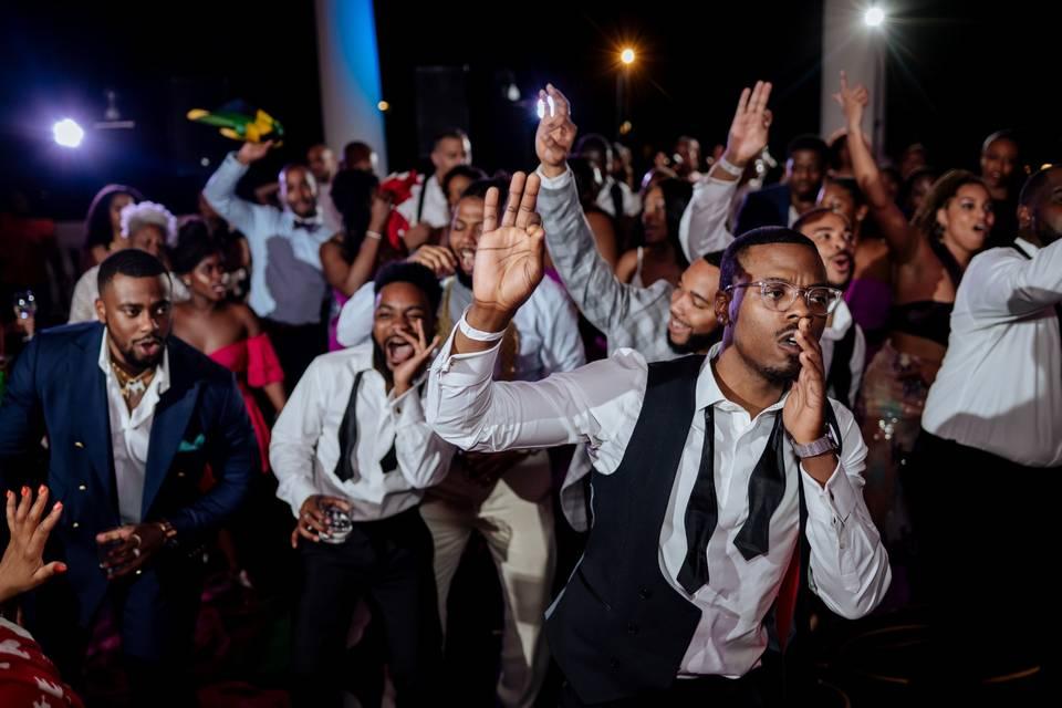 Dancefloor Vibe 2020 - Hyatt