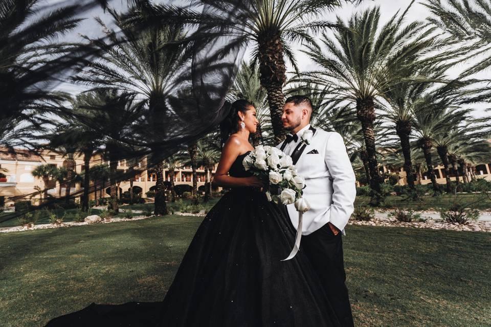 Thareyck Martina Wedding Photography