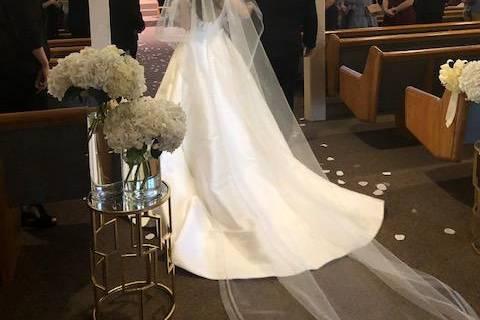 Thrower Wedding at PCUMC