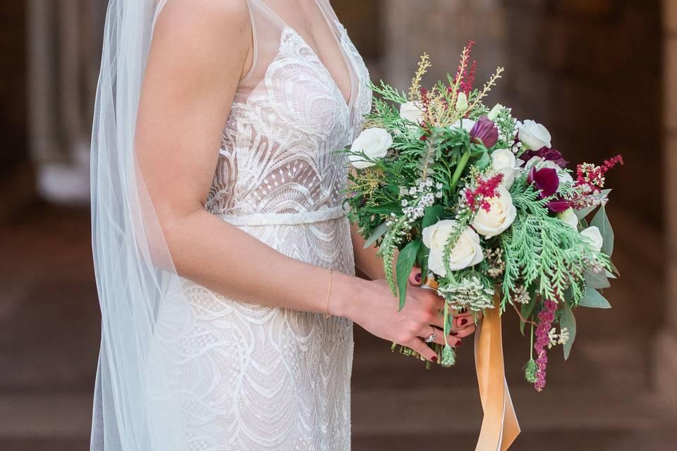 Beautiful bride | Johnson Photo