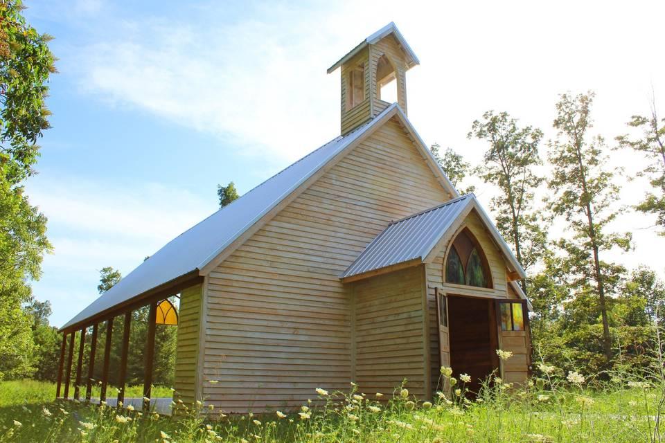 Open Air Chapel Ceremony