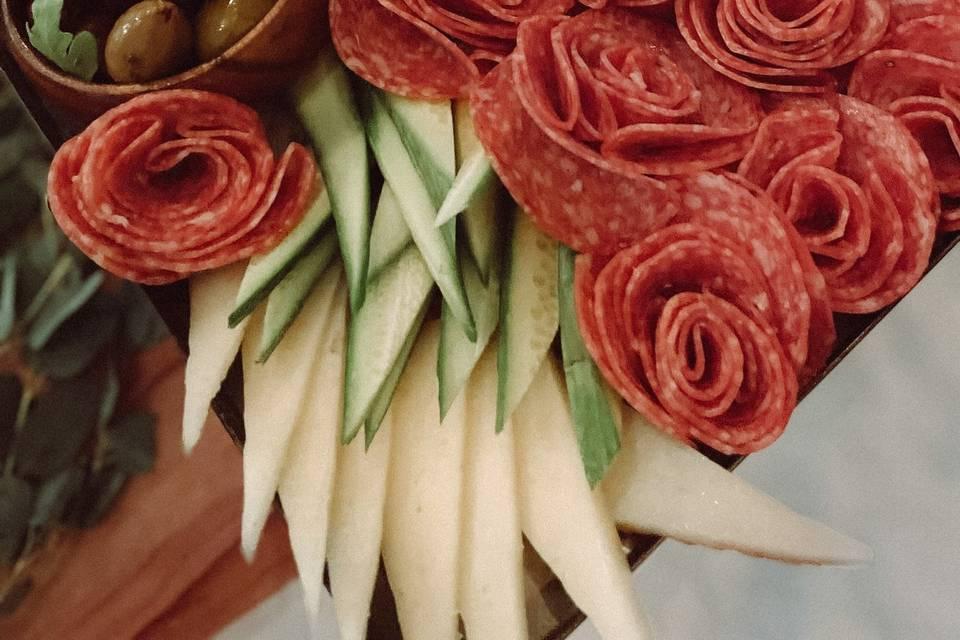 Salami - catering