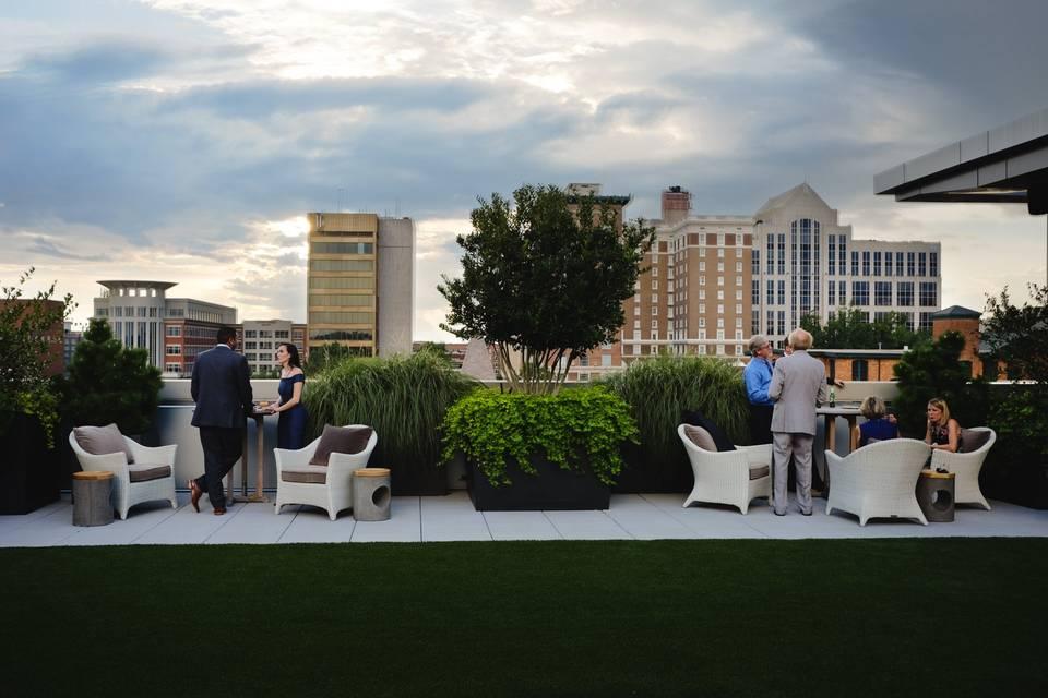 Avenue Rooftop Terrace