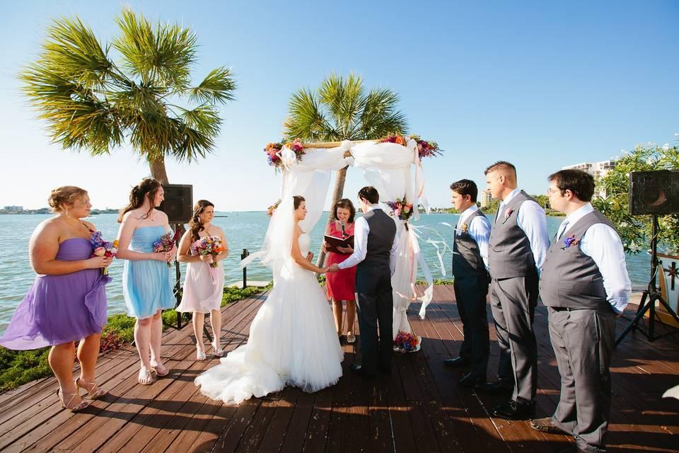 Boston Wedding Minister, Corrine Perkins