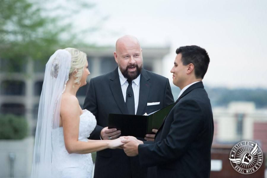 Austin Wedding Officiate