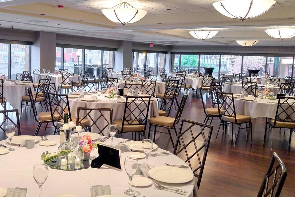 Paramount's Meyer Ballroom