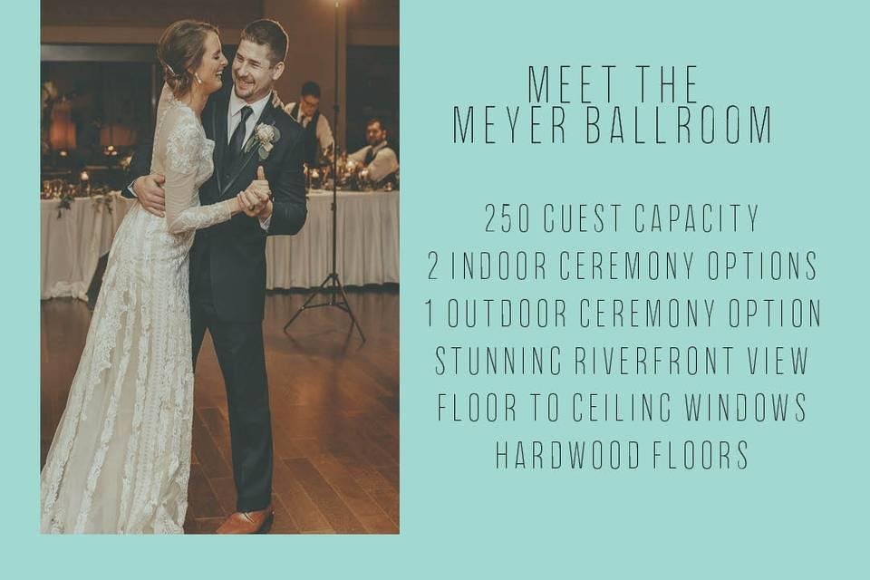 Meet the Meyer Ballroom
