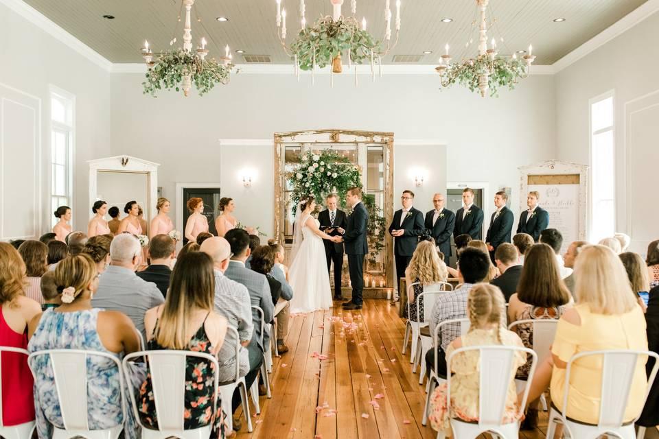 A+H Wedding Day