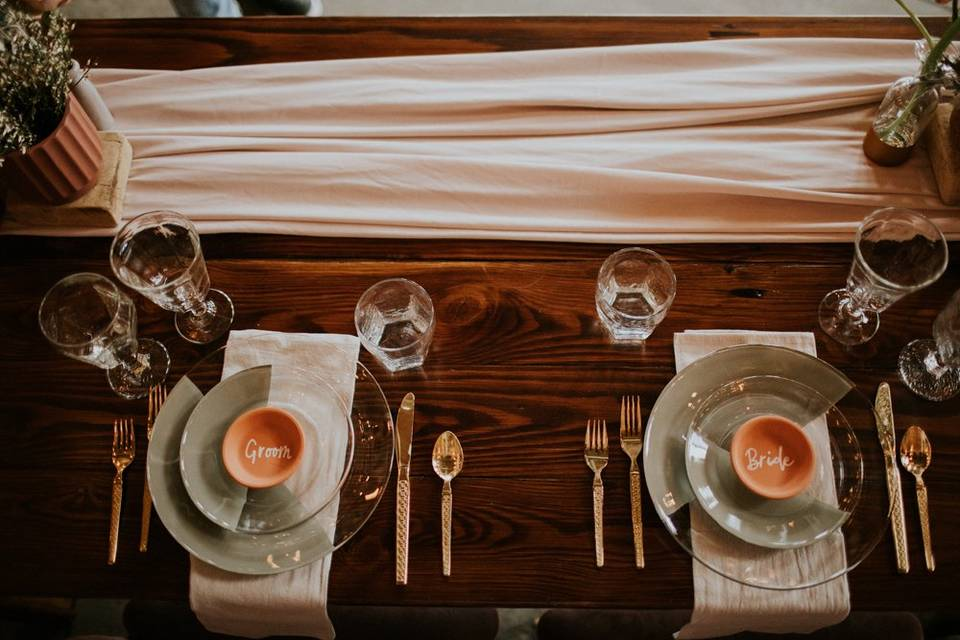 H+E Styled Shoot