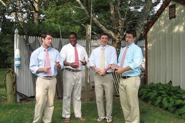 A Cappella Quartets