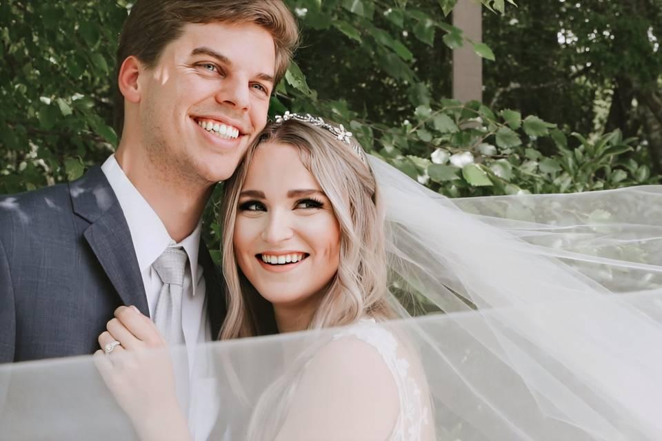 The Wedding of Parker & Brett