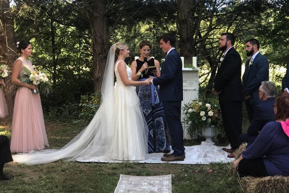 Pine Tree Ceremony