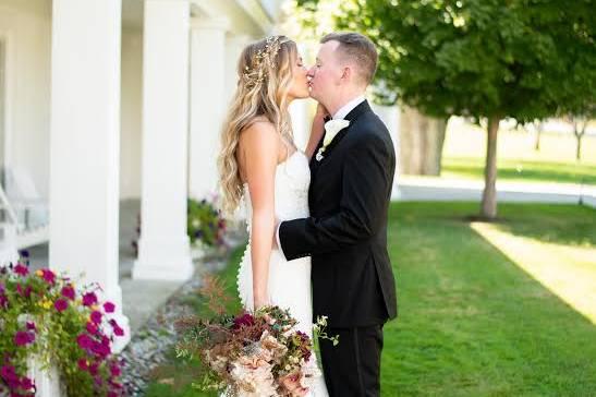 Beautiful Vermont Wedding