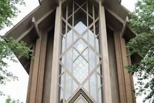 The stunning church
