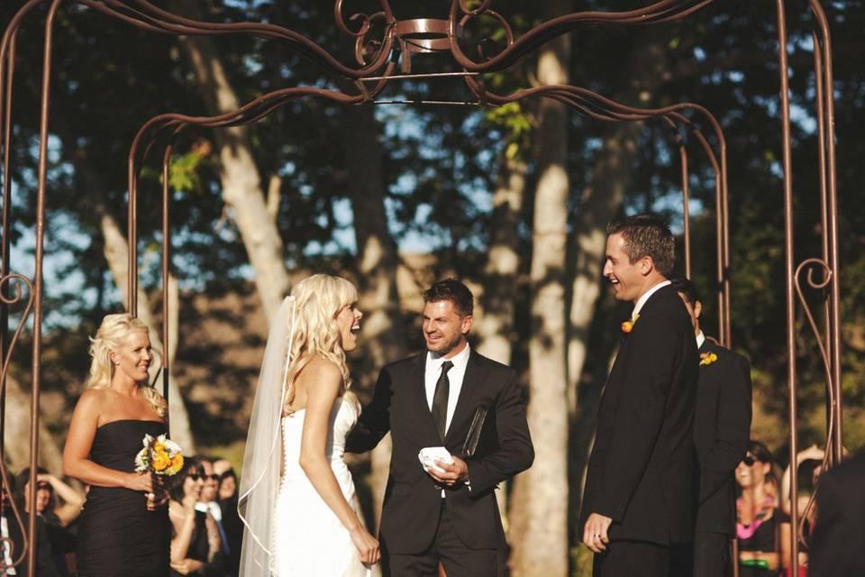 OC Wedding Vows