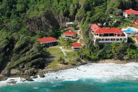 Petite Anse Hotel