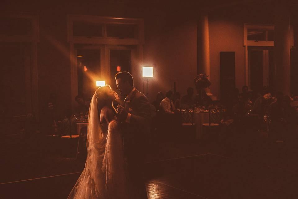 Light & Co romantic first dance