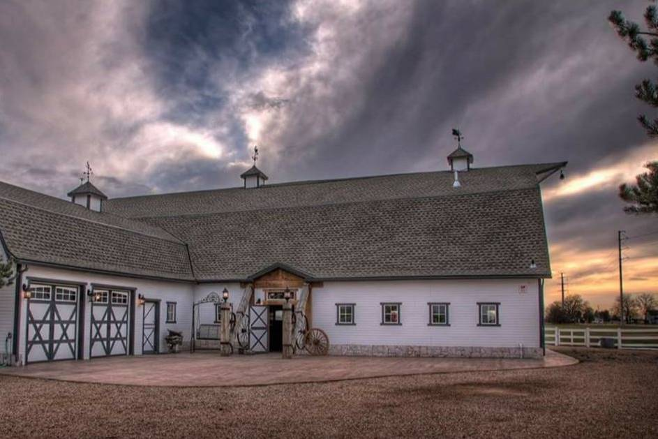 Barn frontage