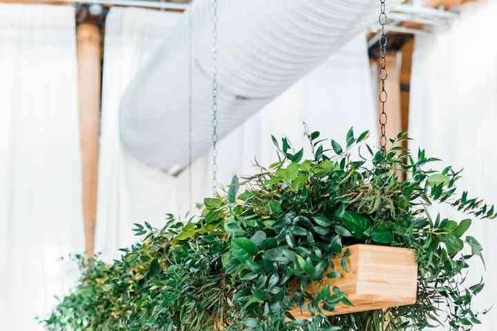 Greenery flower box custom builds