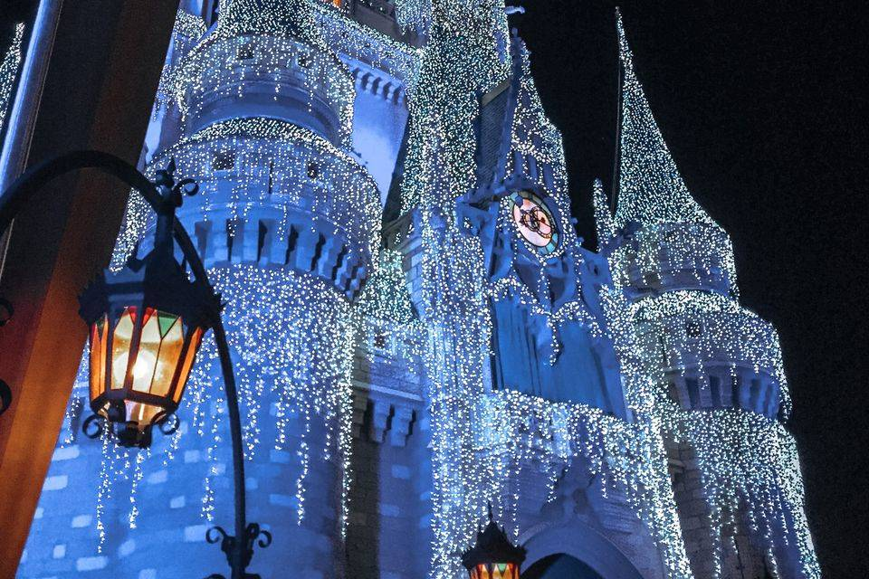 Disney for the holidays