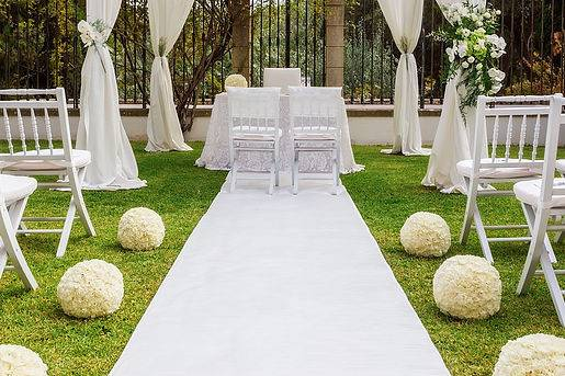 Ceremony beauty