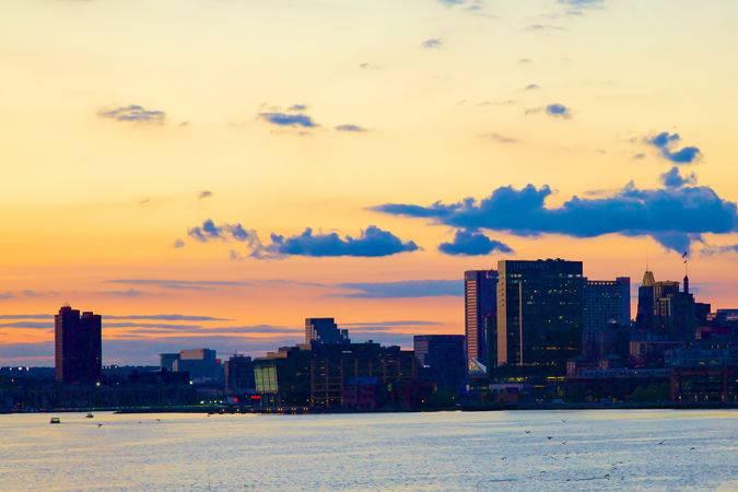 Spirit Cruises-Baltimore Inner Harbor